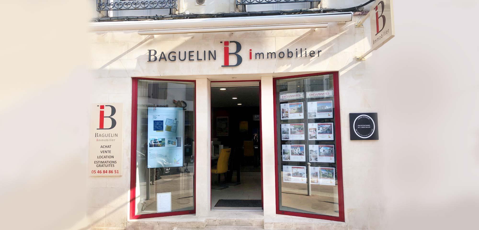 Baguelin Immobilier